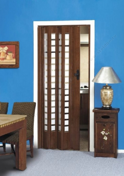 "Дверь гармошка ""Amati-11(Ta)"""