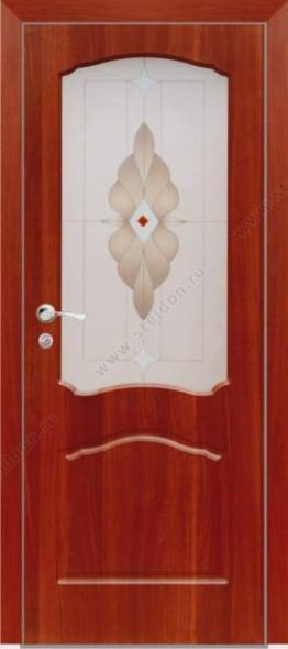 """Межкомнатная дверь """"Азалия Тонга"""""""