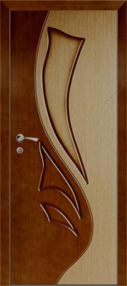 """Межкомнатная дверь """"Лилия"""""""