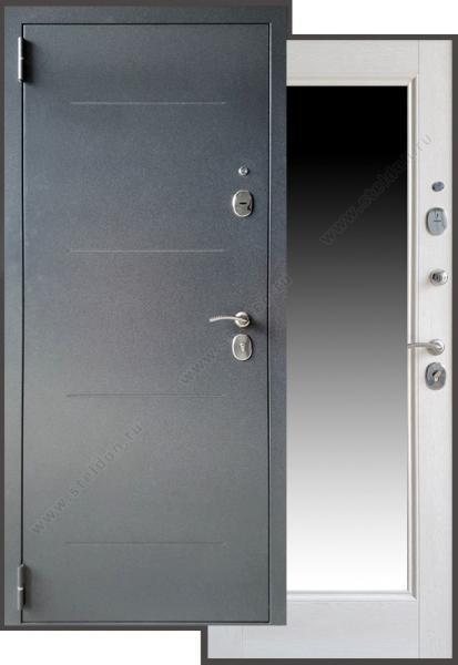 """Дверь гармошка """"Горные цветы"""""""