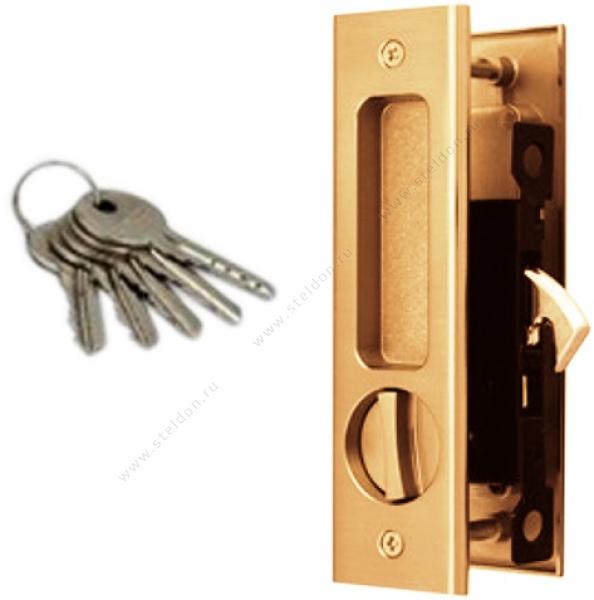 Ручки купе с фиксатором и ключом