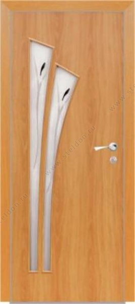 "Межкомнатная дверь ""Веер"""