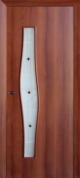 """Межкомнтаная дверь """"Волна"""""""