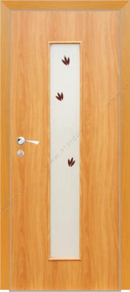 """Дверь межкомнатная """"Тиффани цветы"""""""